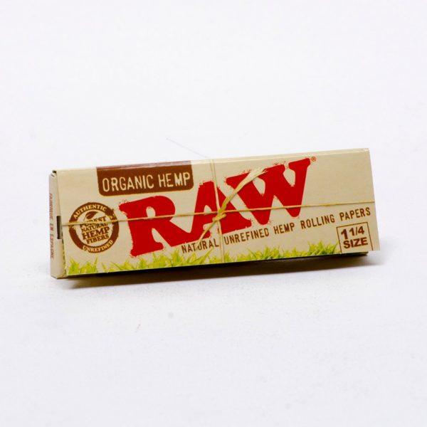 Raw 1 &1,4th Size Papers $3.99 .3oz Organic Hemp