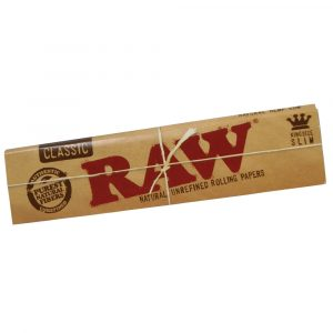 Raw Kingsize Slim Papers $3.99 .3oz Classic